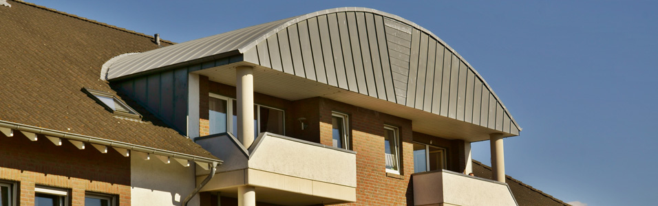 Meisterbetrieb für Dach- und Klempnerarbeiten